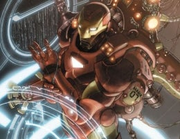 Iron Man Armor Now Comes With Proprietary Software