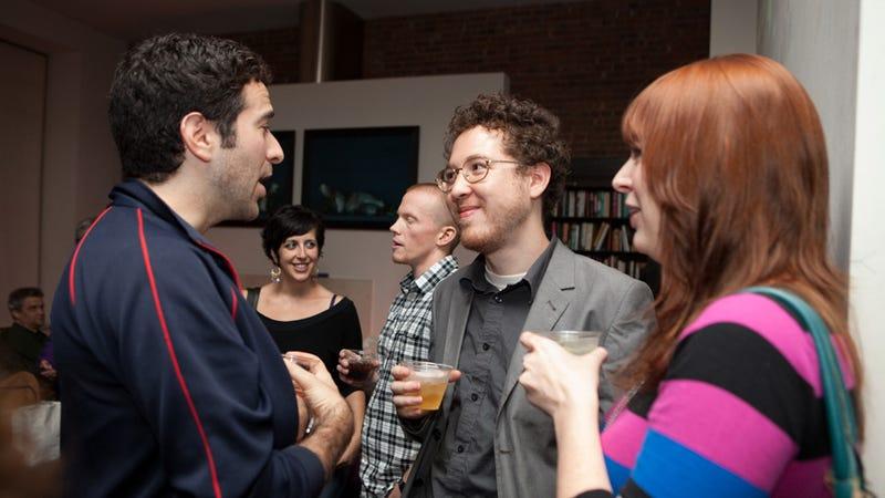 Gawker Toasts Nick Broomfield