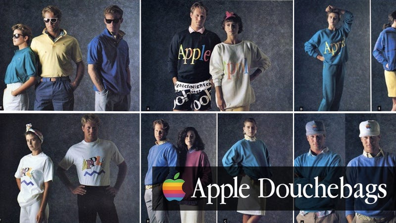 Apple Fanboys Were Douchebags in the '80s Too