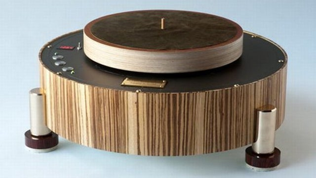 "Can You Believe This ""Entry Level"" Turntable Costs $28,400?"