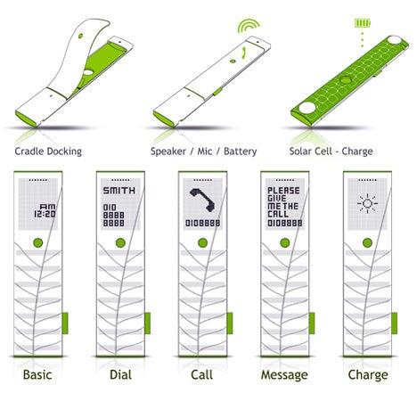 Leaf Solar Gallery
