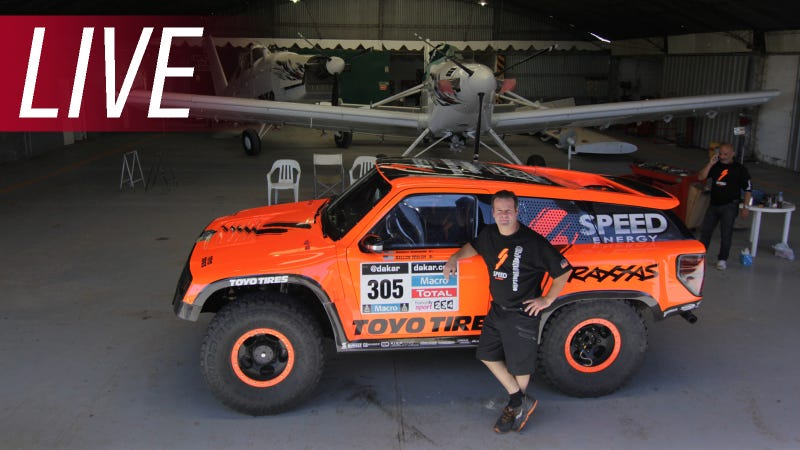 Badass Racing Driver Robby Gordon Answered Your Questions