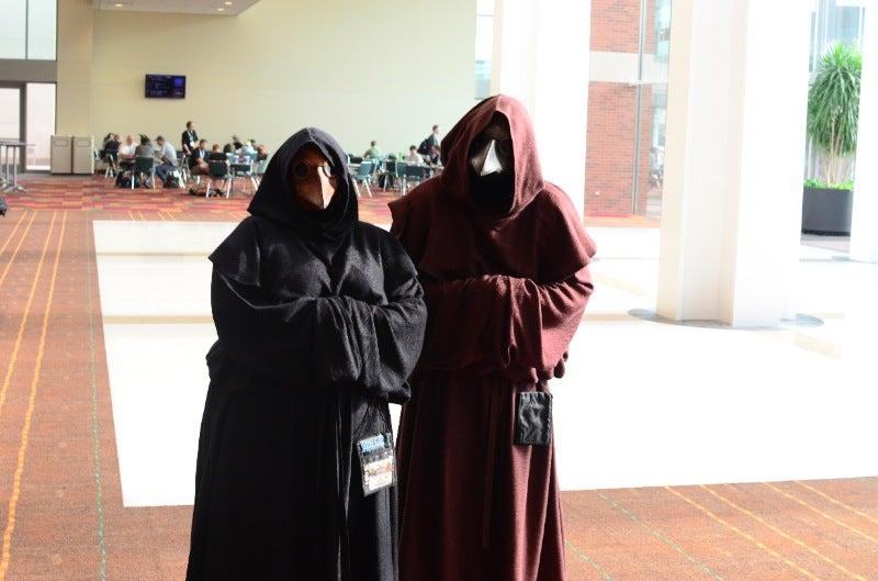 Chainmail Bikinis and Warhammer 40K Inquisitors: The Coolest Cosplay from GenCon 2011!