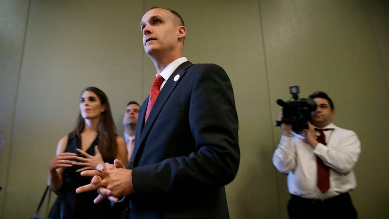 Donald Trump Fires Loose Cannon Campaign Manager Corey Lewandowski