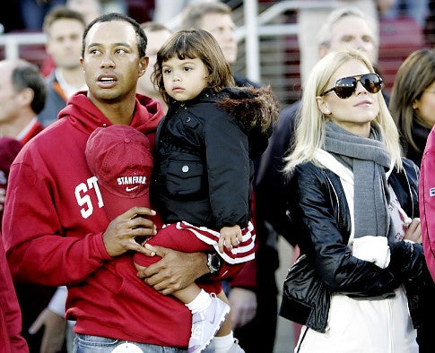 Tiger Woods Apologizes To A Bunch Of Toddlers
