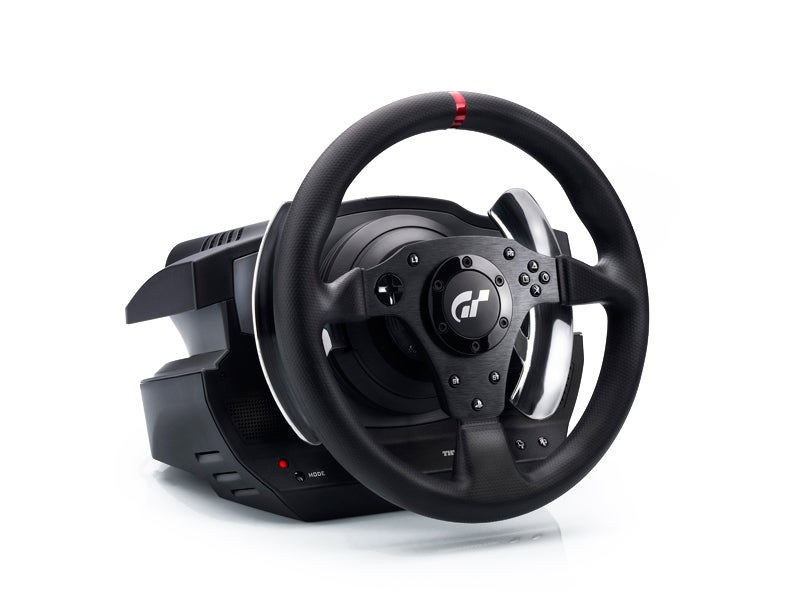 The Ultimate Gran Turismo 5 Racing Wheel Is Actually $600