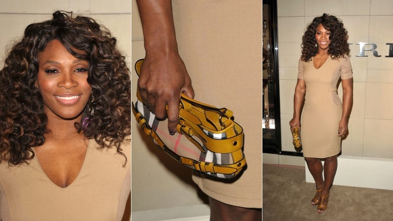 The Style Really Stunk At The Burberry Perfume Launch Party