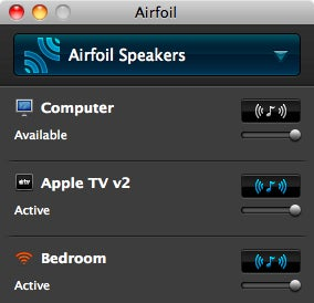 Send Audio from iOS to Multiple AirPlay Speakers with Airfoil