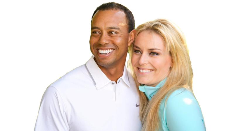 Photoshop Contest: Tiger Woods And Lindsey Vonn