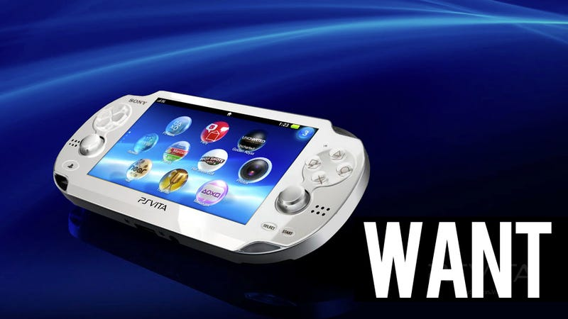 What Color Vita Would You Like? Japan Wants...