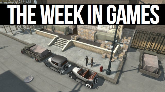 The Week in Games: Antichamber and Omerta