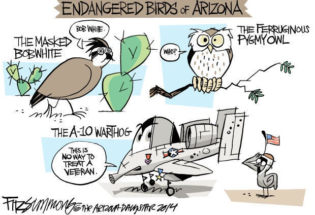 From today's Arizona Daily Star (Tucson, AZ)