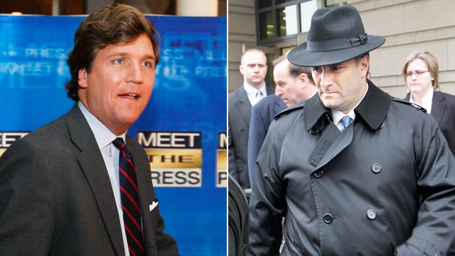 Tucker Carlson Is Proud to Host Jack Abramoff's Book Party