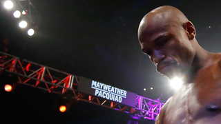 Beating Victim Sues Mayweather Over Katie Couric Softball Interview