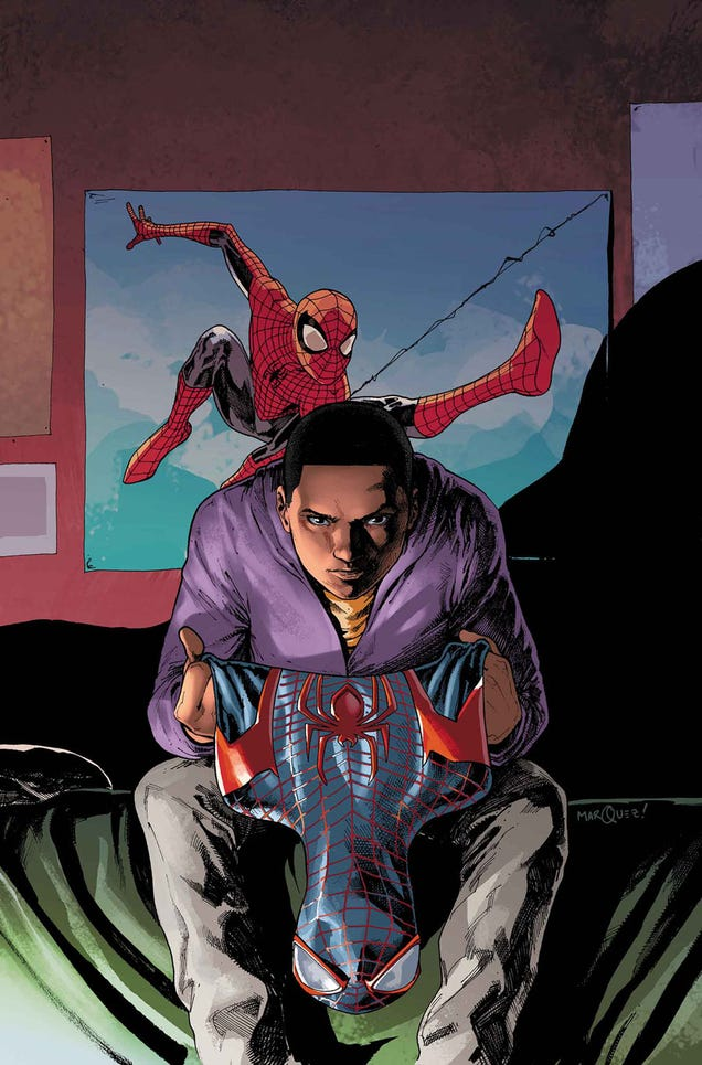Marvel's Next Cinematic Spider-Man Should Be a Black Guy