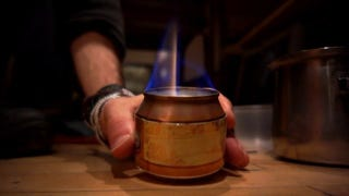 Turn An Empty Beer Can Into The Only Camp Stove You'll Ever Need