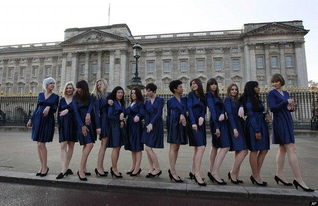 Big In '11: Impersonating Kate Middleton