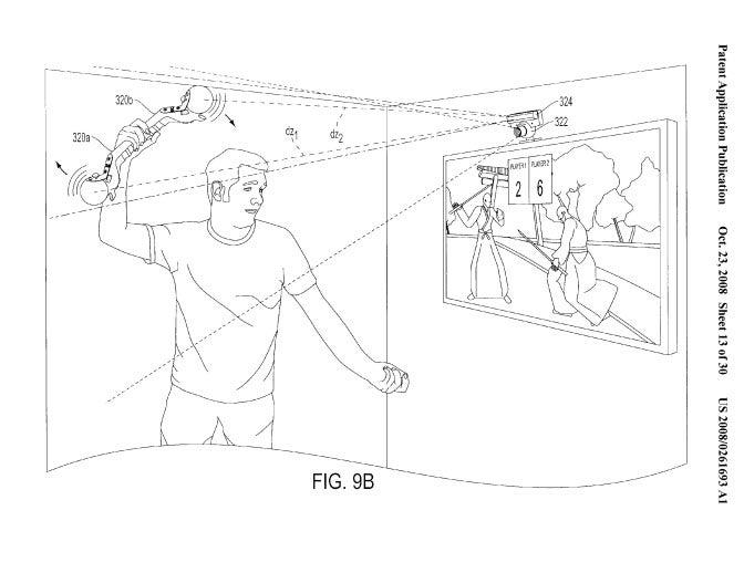 PS3 Wiimote Patent Merges Two Controllers to Make One Giant Bulbous Freak