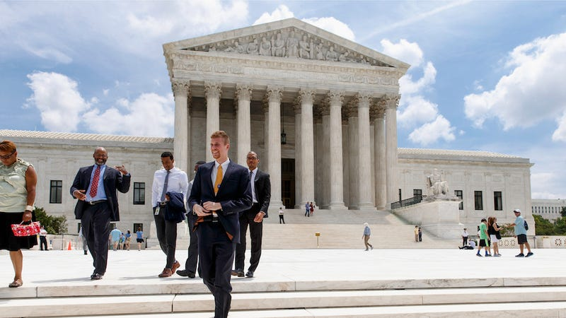 Supreme Court Starts Off Morning By Undermining Public Sector Unions