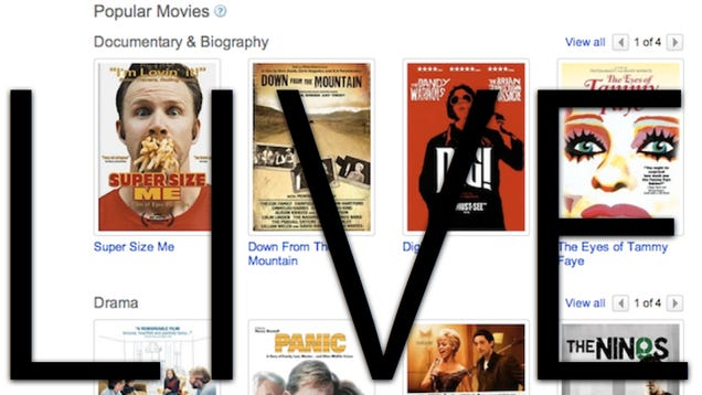 YouTube Is Now Your Newest Movie Rental Store (Updated)