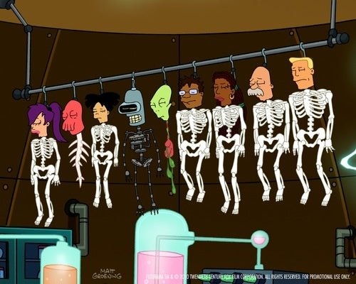 Futurama Gallery