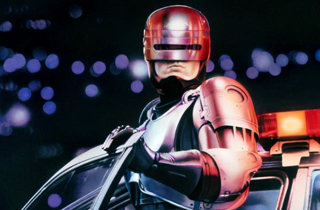 The Original Robocop Was A Christ Allegory