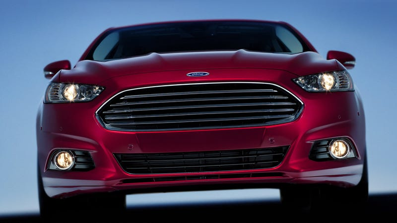 Yes, the 2014 Ford Fusion gets a 1.5L EcoBoost. No, it's not a 3-cylinder.