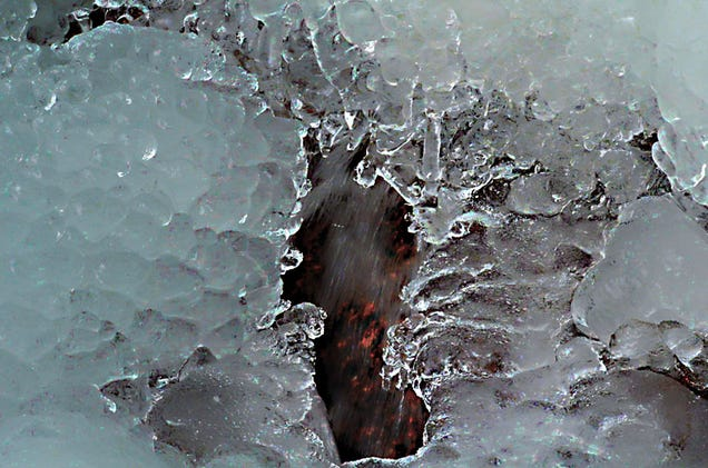 Shooting Challenge: ICE, Gallery 1