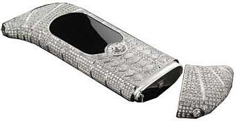 Million Dollar Cellphone