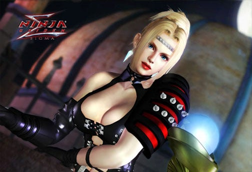 Get Your Hands On Rachel In Ninja Gaiden Sigma 2
