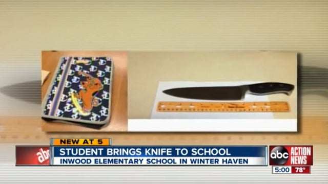 Fifth Grader Bullied for 'Gay Tendencies' Brings Butcher Knife to School