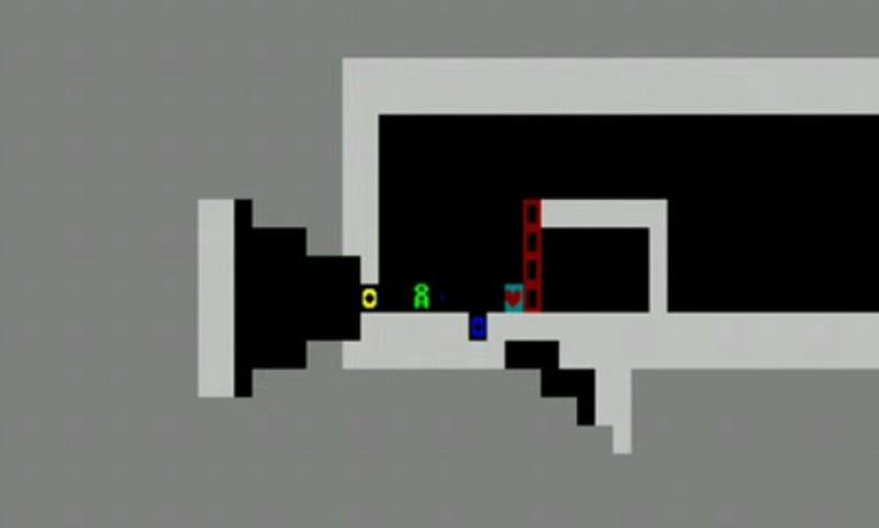 It's Portal, Running In ASCII
