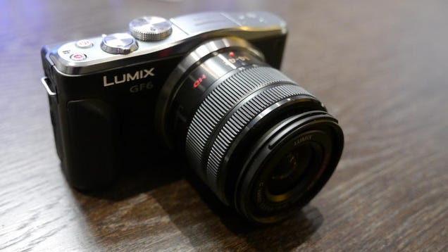 Leaked Hands-On Reveals New Beginner-Friendly Lumix GF6