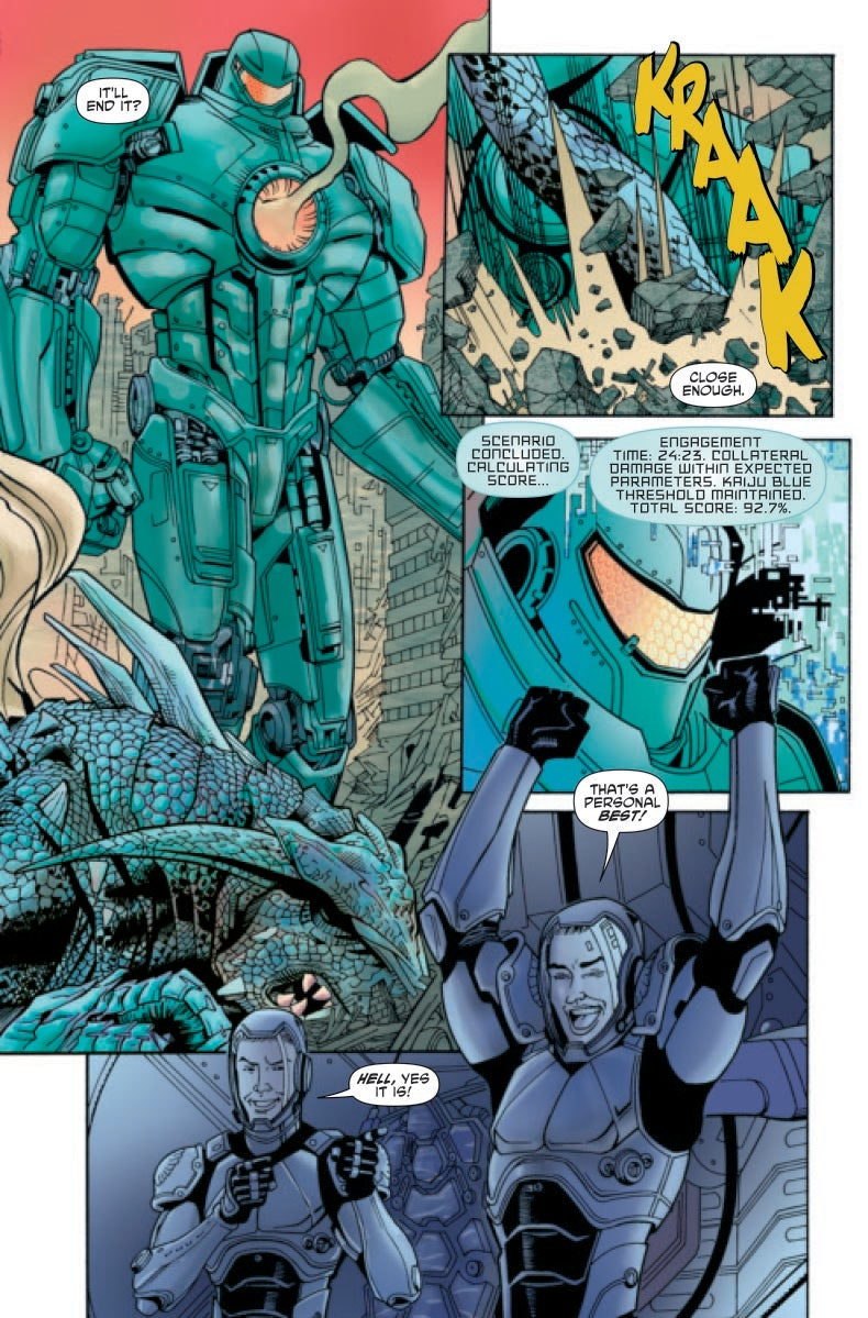 An exclusive look inside the 12-year war that leads to Pacific Rim