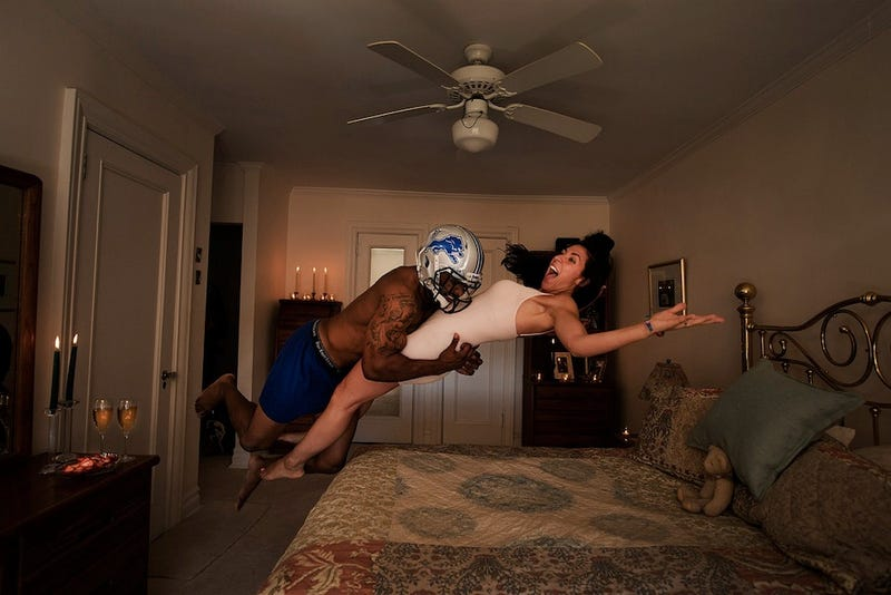 Athletes Among Us: The Stories Behind These Cool Photographs