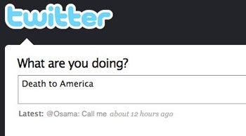 Twitter Delivers Death to America 140 Characters at a Time