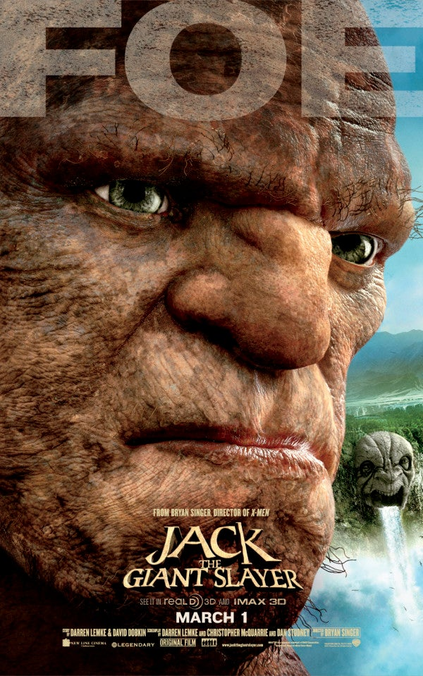 Jack the Giant Slayer Poster