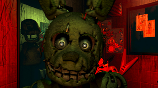 Surprise! <i>Five Night's At Freddy's 3</i> Just Came Out