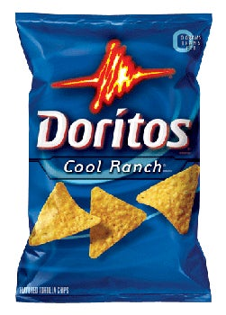Cool ranch or nacho cheese poll results
