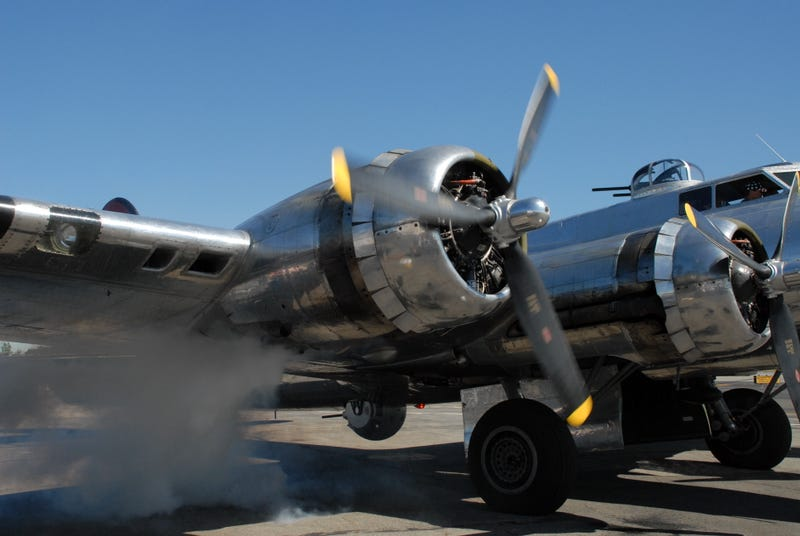 Flying Fortress Friday?