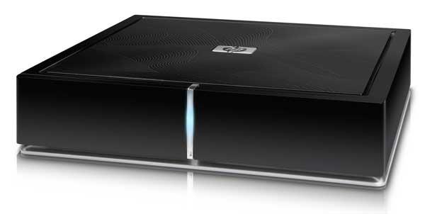 HP MediaSmart Receiver x280N Doubles As HD Media Center Extender