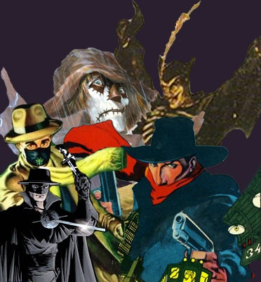 The Secret Origins of the Masked Avenger (trope)