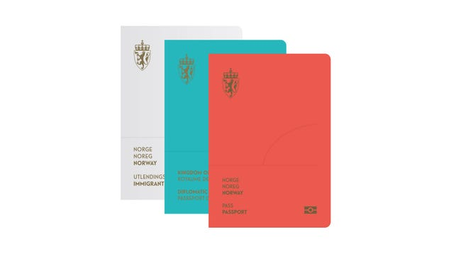 Now Norway Has the World's Prettiest Passport Too