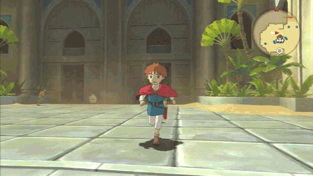 Ni no Kuni's Jump Is Both Useless And Amazing