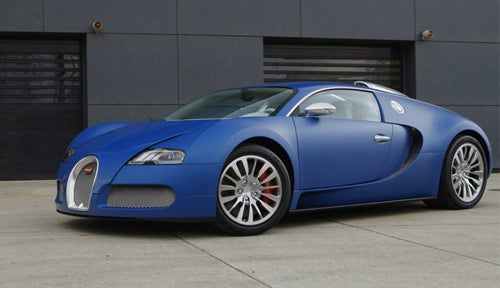 1200-hp Bugatti Veyron SuperSport Confirmed