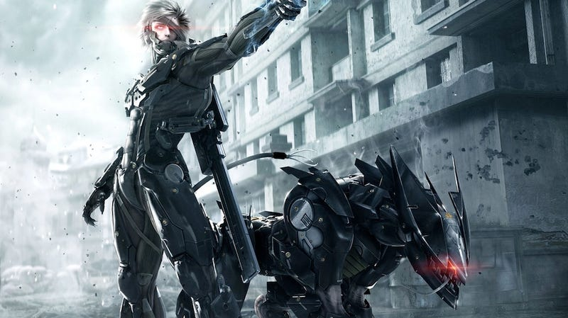 Metal Gear Rising's PC Version Won't Work Offline [UPDATE: Fixed]