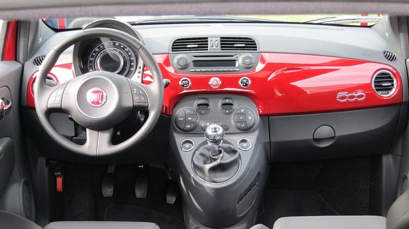 2012 Fiat 500: First Drive