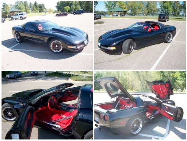 C5 Corvette Says It's Hammer Time for $29,999!