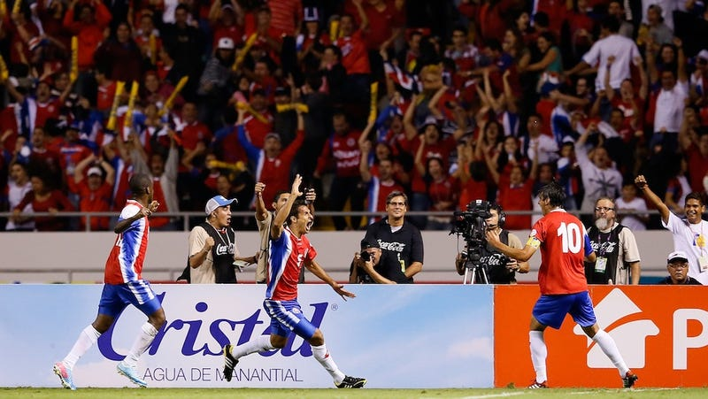 FIFA Investigating Costa Rica For Various Horseshit Moves