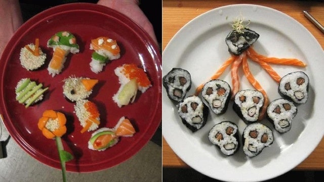 Hey Foreigners, Make Whatever Sushi You Like